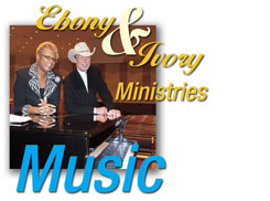 Ebony and Ivory Ministries of Janice Brown and Monte Stephens-the word of God and Christian music, based in Goldsboro, North Carolina